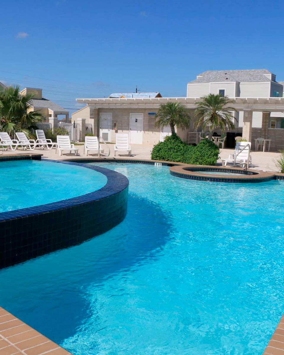 Las Joyas South Padre Beach Houses - Beach Houses for Sale